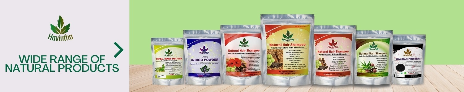Wide Range of Natural Products